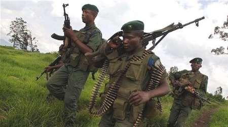 دستگیری دهها تن از تروریست های روآندا